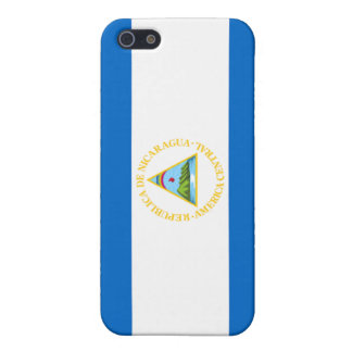 Flag of Nicaragua iPhone 5 Case