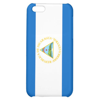 Flag of Nicaragua iPhone 5C Cases