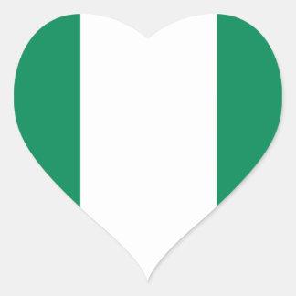 Flag of Nigeria Stickers
