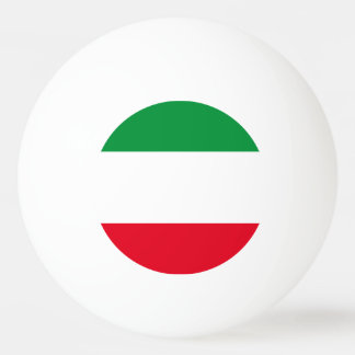 Flag of North-Rhine Westphalia Ping Pong Ball