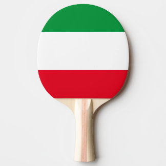 Flag of North-Rhine Westphalia Ping Pong Paddle