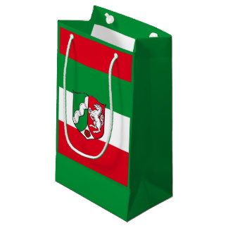 Flag of North-Rhine Westphalia Small Gift Bag