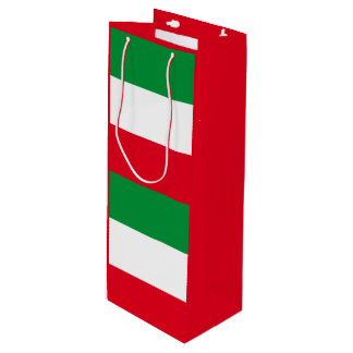 Flag of North-Rhine Westphalia Wine Gift Bag