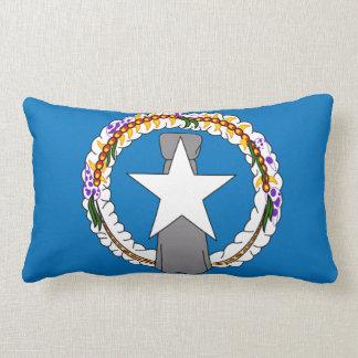Flag Of Northern Mariana Islands (USA) Lumbar Cushion