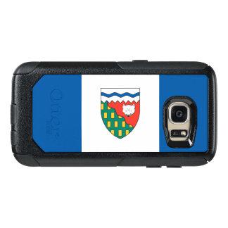 Flag of Northwest Territories Samsung OtterBox OtterBox Samsung Galaxy S7 Case