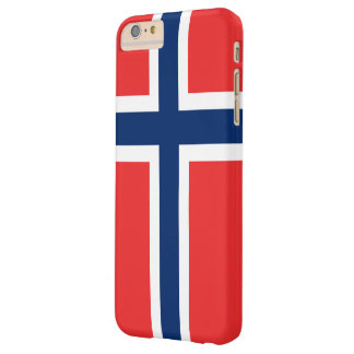 Flag of Norway Barely There iPhone 6 Plus Case