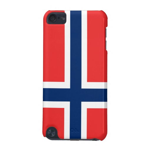 Flag of Norway iPod Touch (5th Generation) Cases
