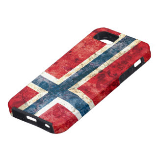 Flag of Norway Case For The iPhone 5