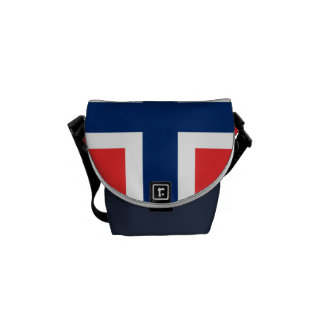 Flag of Norway Courier Bag