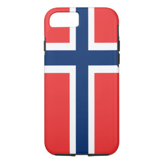Flag of Norway iPhone 7 Case