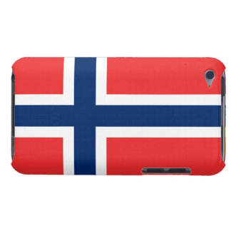 Flag of Norway iPod Touch Case-Mate Case