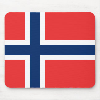 Flag of Norway Mouse Mat