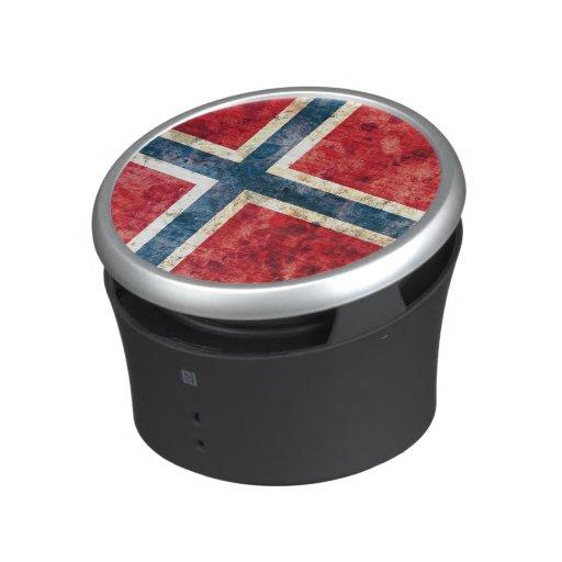 Flag of Norway Bluetooth Speaker