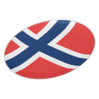 Flag of Norway Plates