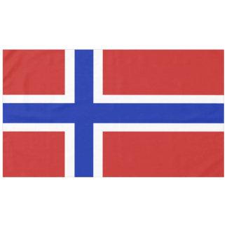 Flag of Norway Scandinavian Tablecloth