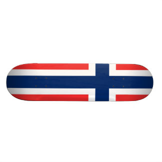 Flag of Norway Skate Decks