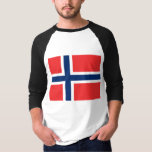 Flag of Norway Tee Shirt