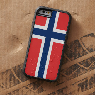 Flag of Norway Tough Xtreme iPhone 6 Case