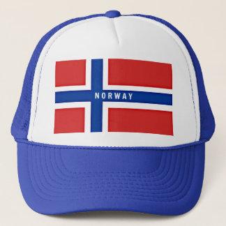 Flag of Norway Trucker Hat