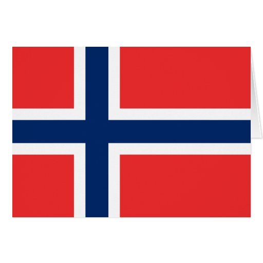 Flag of Norway Tshirts, Mugs, Buttons Card