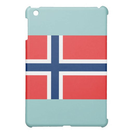 Flag of Norway Tshirts, Mugs, Buttons Cover For The iPad Mini