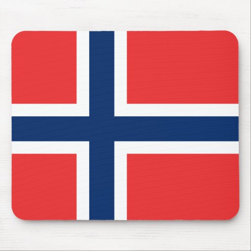 Flag of Norway Tshirts, Mugs, Buttons Mousepads
