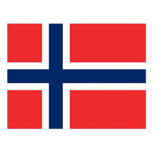 Flag of Norway Tshirts, Mugs, Buttons Post Card