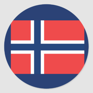Flag of Norway Tshirts Mugs Buttons Round Stickers