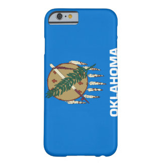 Flag of Oklahoma Barely There iPhone 6 Case