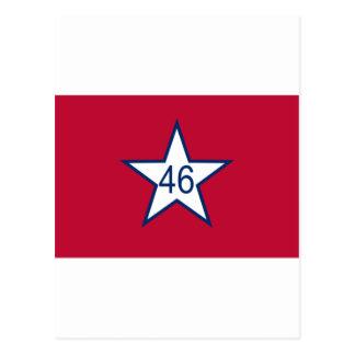 Flag Of Oklahoma Postcard