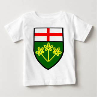 Flag of Ontario Baby T-Shirt