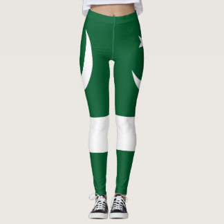 Flag of Pakistan Leggings
