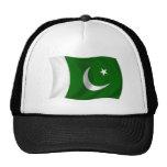 Flag of Pakistan Mesh Hats