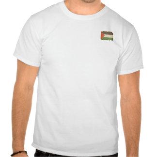 Flag of Palestine Tee Shirt