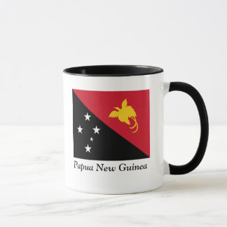 Flag of Papua New Guinea Mug