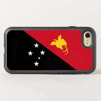 Flag of Papua New Guinea OtterBox iPhone Case