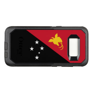 Flag of Papua New Guinea Samsung OtterBox Case