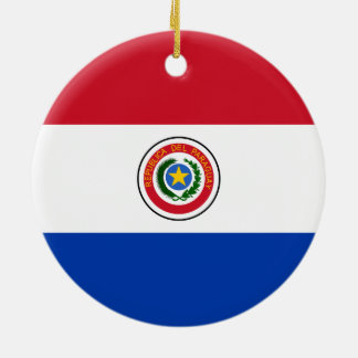 Flag of Paraguay Ornament