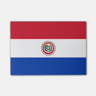 Flag of Paraguay Post-it® Notes