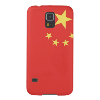 Flag of Peoples Republic of China Galaxy S5 Cover