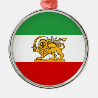 Flag of Persia / Iran (1964-1980) Christmas Ornament