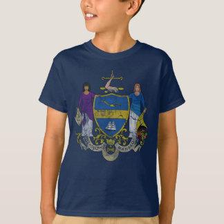 Flag of Philadelphia Pennsylvania T-Shirt