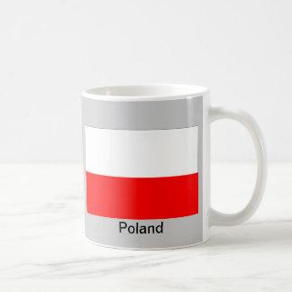 Flag of Poland Coffee Mug
