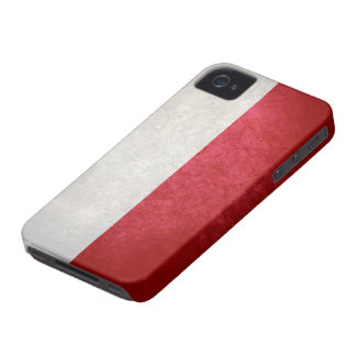 Flag of Poland iPhone 4 Case-Mate Cases