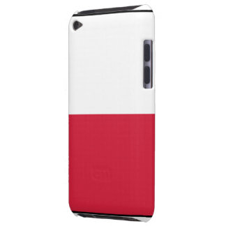 Flag of Poland iPod Touch Case-Mate Barely There™