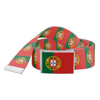 Flag of Portugal Belt