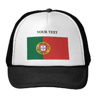 Flag of Portugal Cap
