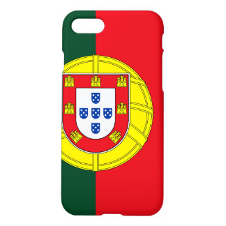 Flag of Portugal iPhone 7 Case