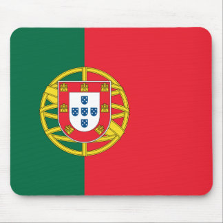 Flag of Portugal Mouse Mat