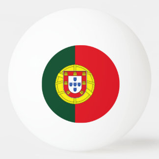 Flag of Portugal Ping Pong Ball
